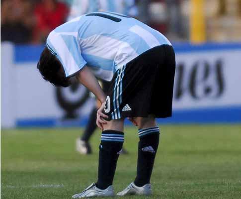 Argentina: depois da humilhação, as culpas na imprensa