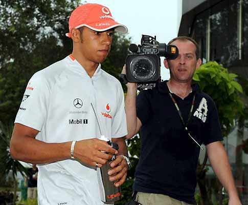 Fórmula 1: Lewis Hamilton admite que mentiu