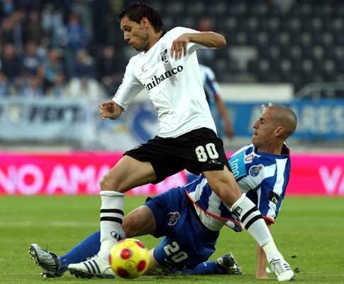 V. Guimarães-F.C. Porto, 1-3 (destaques)