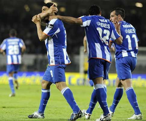 V. Guimarães-F.C. Porto, 1-3 (crónica)