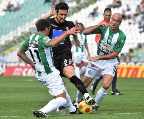 V. Setúbal-Sp. Braga, 0-3 (ficha)