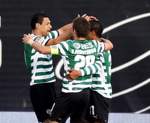 Leixões-Sporting, 0-1 (crónica)