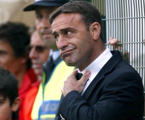 Sporting: Paulo Bento nunca repetiu um onze nesta Liga