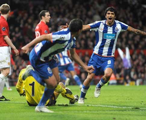 F.C. Porto-ManUtd AO VIVO: Dragão como Old Trafford?