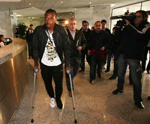 Espanha: Manuel Fernandes operado com sucesso esta terça
