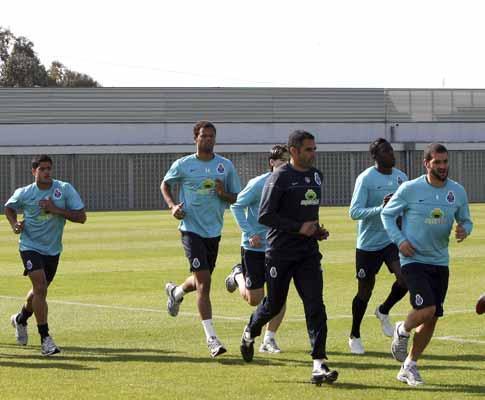 F.C. Porto já prepara recepção ao ManUtd