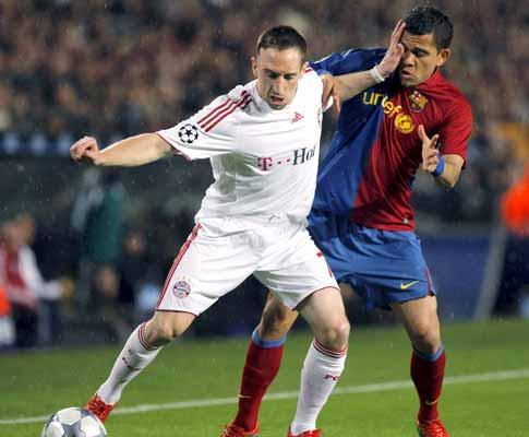 Liga dos Campeões: Barcelona dá «chapa quatro» ao Bayern