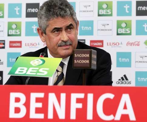 Liga arquiva processo contra Benfica por apoio a claques