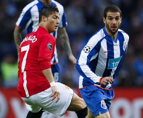 Ronaldo, outra vez «génio» na imprensa inglesa