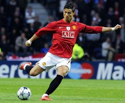 F.C. Porto-Manchester Utd, 0-1 (destaques)