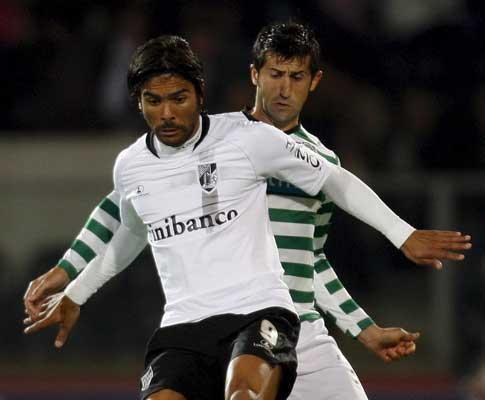 V. Guimarães-Sporting, 1-2 (ficha)