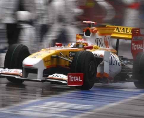 F1: Alonso só tem quatro pontos mas acredita no título mundial