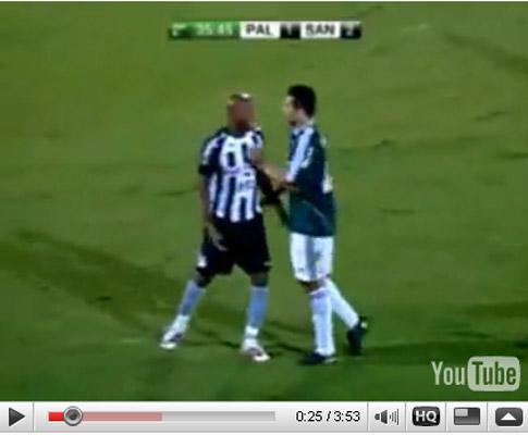 Libertadores: Diego Souza redime-se com golaço (vídeo)
