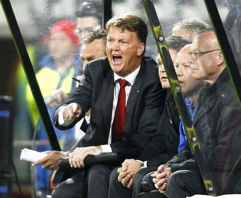 Bélgica quer contratar Van Gaal para seleccionador