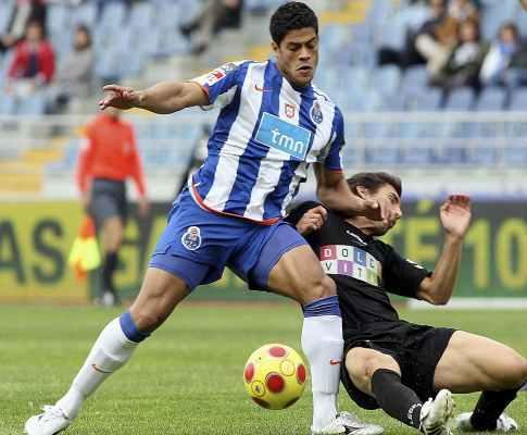 Hulk(F.C. Porto): «Temos obrigação de ganhar todos os jogos»