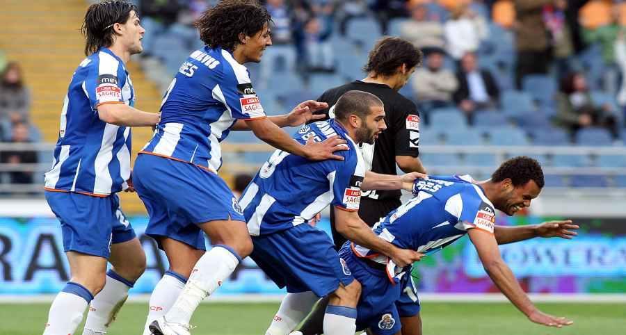 Académica-F.C. Porto, 0-3 (destaques)