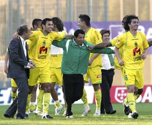 Taça de Portugal: Nacional-P. Ferreira, 2-3 (crónica)