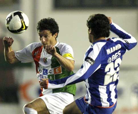 Taça de Portugal: E. Amadora-F.C. Porto, 2-1 (ficha)