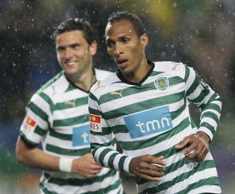 Sporting-E. Amadora, 2-1 (crónica)
