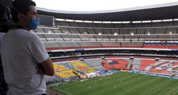 México: gripe suína esvazia estádios de futebol