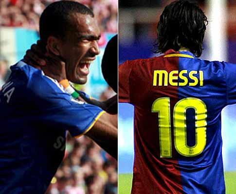 Barcelona-Chelsea: Bosingwa vai mesmo marcar Messi (oficial)