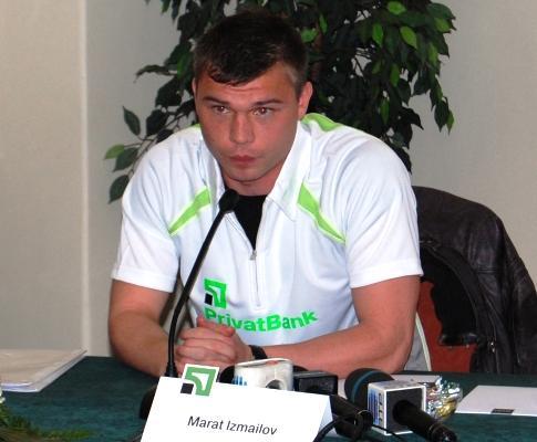 Sporting à espera de Izmailov para ser reavaliado