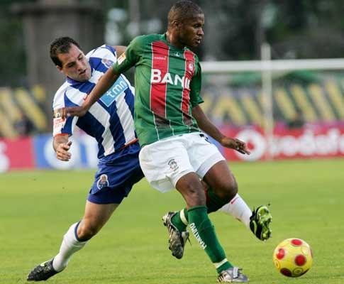Marítimo: Marcinho no Apoel nas próximas duas temporadas