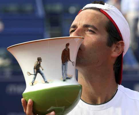 Estoril Open 2010: Federer, Davydenko, Blake e muitos mais