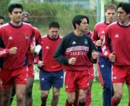 Maniche na equipa B do Benfica...