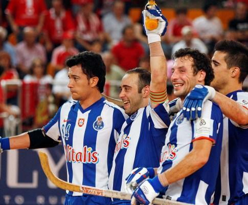 Hóquei em Patins: F.C. Porto campeão pela 9ª vez consecutiva