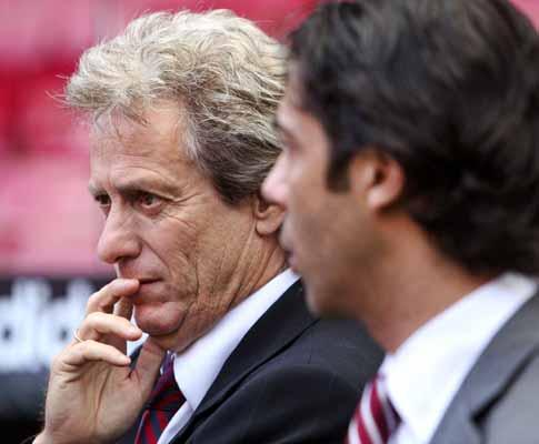 Rui Costa: «É este o Benfica que eu ambiciono»