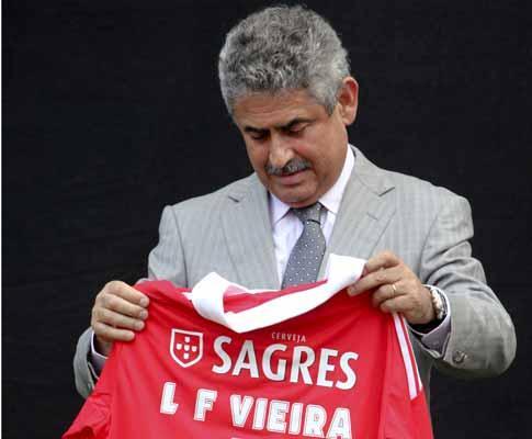 Benfica quer garantir 50 milhões de euros