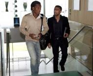 Bosingwa e Drogba foram ouvidos pela UEFA em Nyon