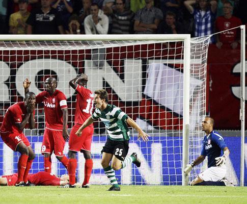 Sporting: Pereirinha quer «ganhar todos os jogos que faltam»