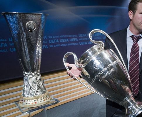 Sorteio: o que podem esperar F.C. Porto, Benfica e Sporting
