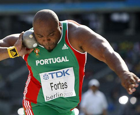 Mundiais pista coberta: Marco Fortes eliminado