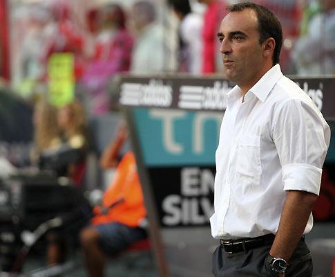 Sporting: três reforços para Carvalhal