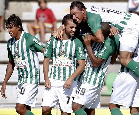 Rio Ave-V. Setúbal, 1-0 (crónica)
