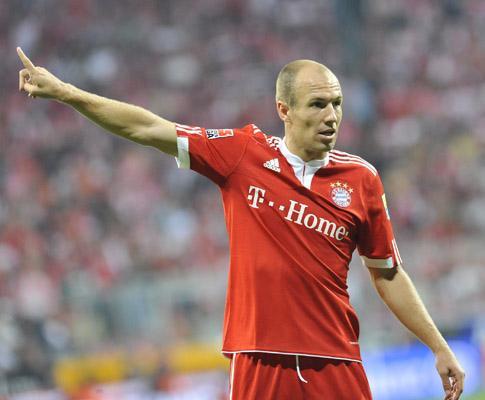 Taça da Alemanha: Bayern na final com golo tardio de Robben (vídeo)