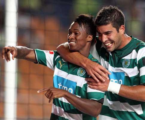 Sporting: Yannick sem limitações