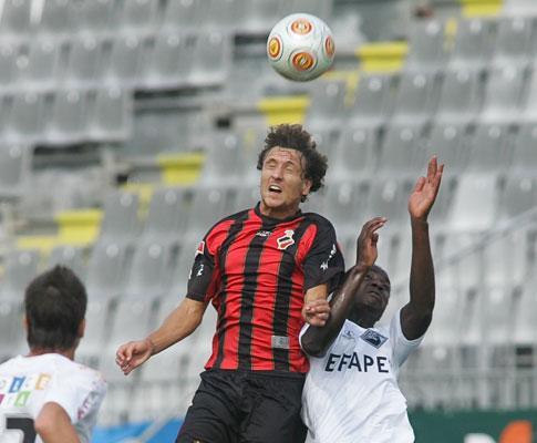 Académica: Éder à espera de um F.C. Porto ferido