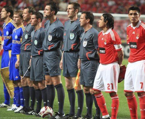 Liga Europa: Benfica-BATE Borisov, 2-0 (crónica)