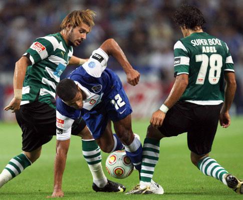 Taça: F.C. Porto defronta Sporting