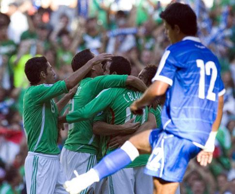 Mundial: México venceu amigável com a Nova Zelândia
