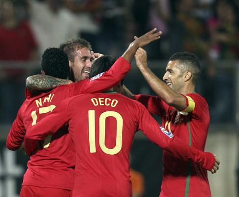 Portugal-Malta, 4-0 (crónica)