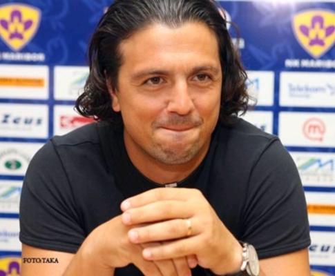 Zahovic suspenso por comentários em conferência de imprensa
