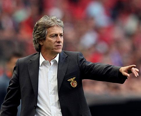 Benfica-Everton, 5-0 (crónica)