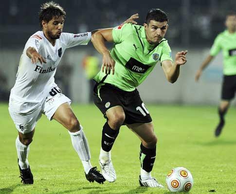 V. Guimarães-Sporting, 1-1 (ficha)