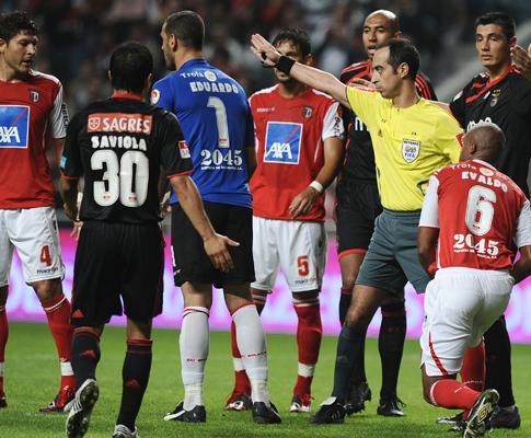 Benfica-Sp. Braga: o duelo também nos números