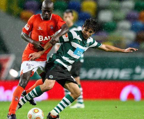 Sporting-Marítimo, 1-1 (crónica)